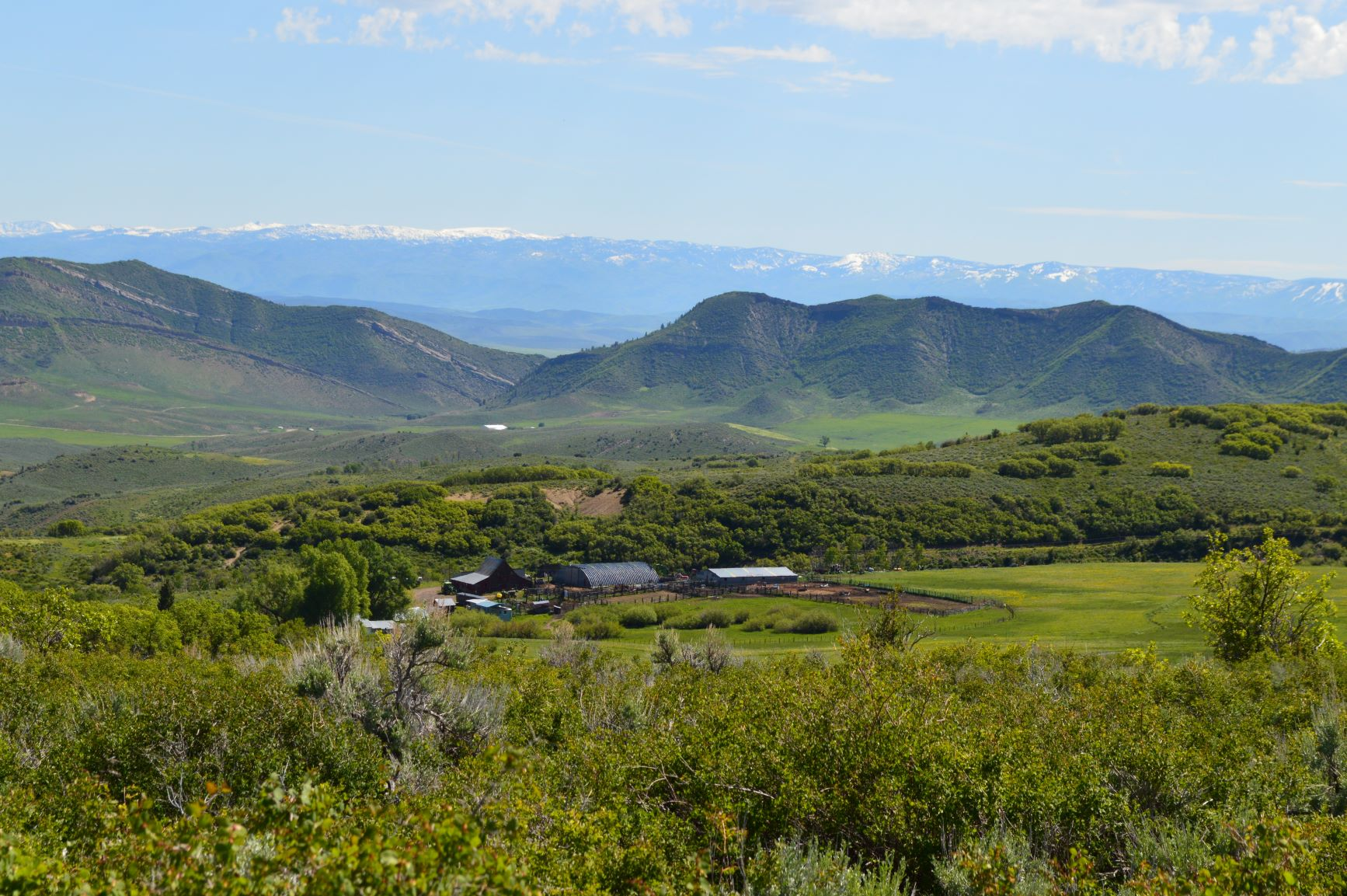 Dunckley Flattops Ranch