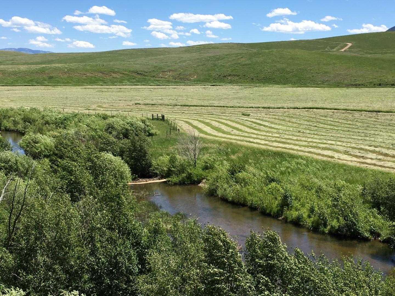 Deep Creek Ranch river meadow